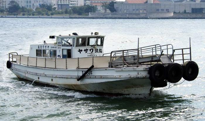 渡船イメージ