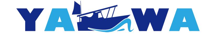 ヤザワ渡船ロゴ